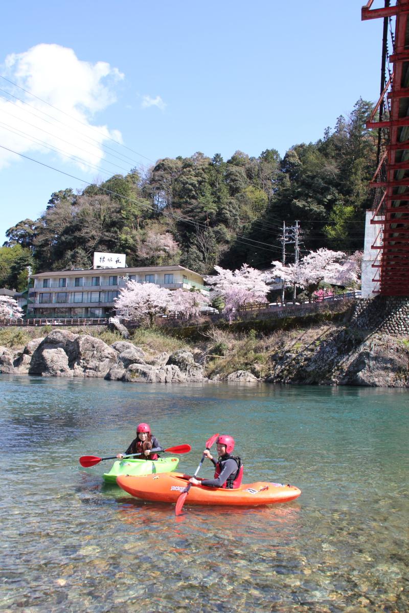 長良川カヤック